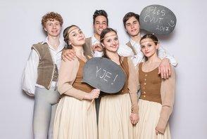 ČVUT ples 2017