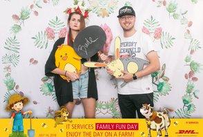 DHL Family Fun Day