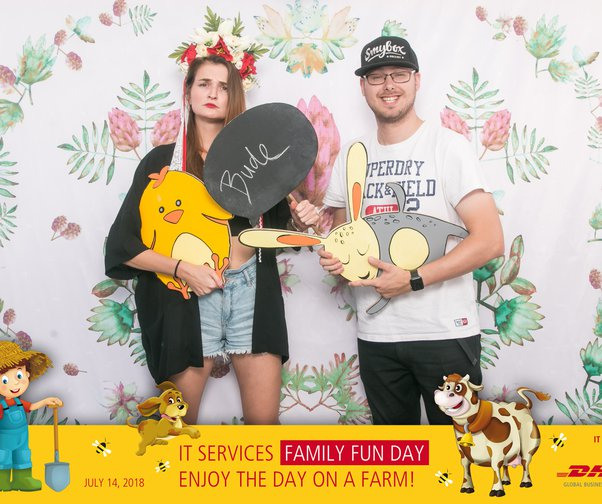 DHL Family Fun Day