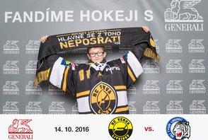 Extraliga HC Verva Litvínov – Bílí Tygři Liberec