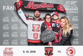 Extraliga Mountfield Hradec Králové – HC Oceláři Třinec