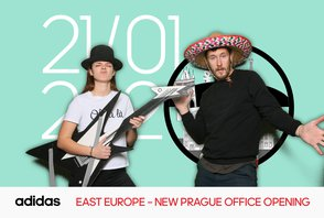 ADIDAS EAST EUROPE - NEW PRAGUE OFFICE OPENING