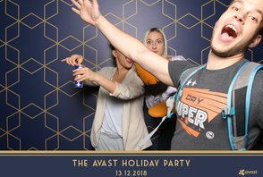 The Avast Holiday party 2018 - christmas