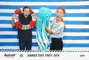 Marriott Summer Staff Party 2019