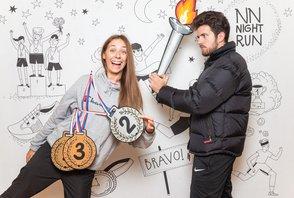 NN Night Run 2019 Olomouc