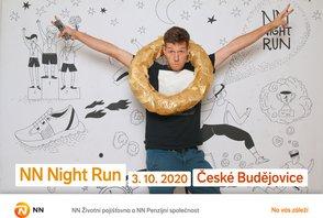 NN Night Run 2020 České Budějovice