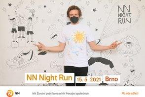 NN Night Run - Brno 2021