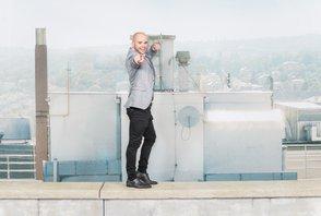 Premiéra Na střeše