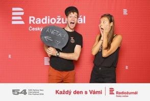 Radiožurnál 1.7. 54th KVIFF 2019
