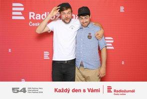 Radiožurnál 28.6. 54th KVIFF 2019