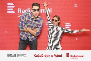 Radiožurnál 5.7. 54th KVIFF 2019