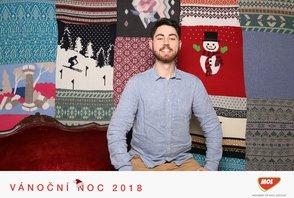 Vánoční noc MOL 2018