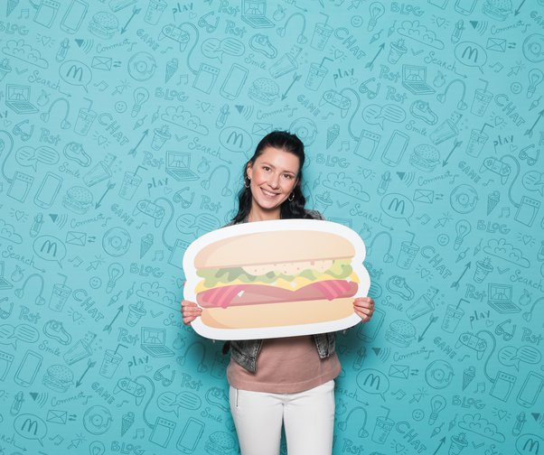 McDonald's - BURGER MASTER