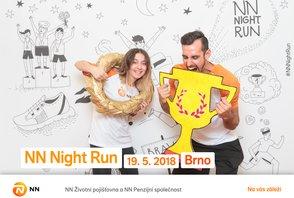 NN NIGHT RUN 2018 Brno