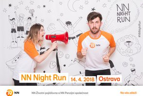 NN NIGHT RUN 2018 Ostrava