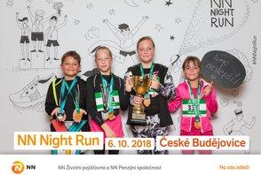 NN Night Run České Budějovice 2018