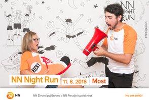 NN Night Run Most 2018