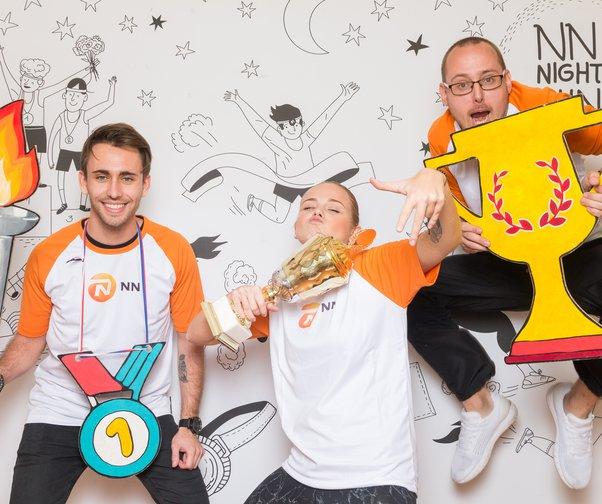 NN Night Run Olomouc 2018