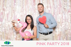 Pink party 2018
