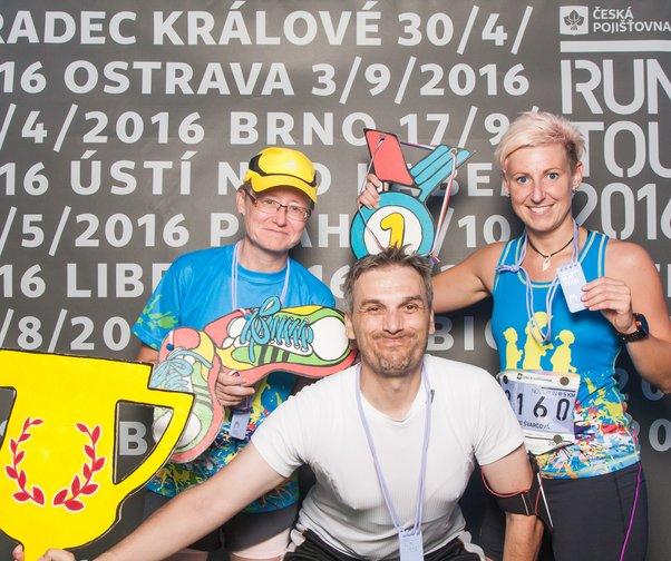 Run Tour Česká pojišťovna Plzeň