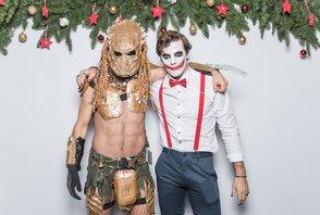 Shell vánoční večírek