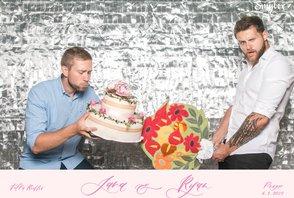 Svatba Jana a Ryan