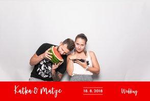 Svatba Katka a Matze