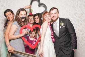 Svatba Majka a Tomáš