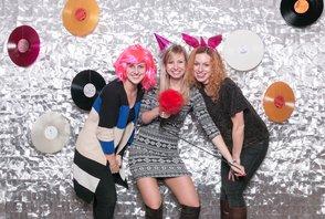 Universal Music vánoční večírek